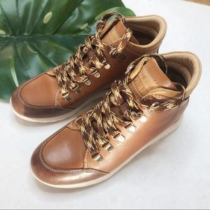 Pikolinos Lace Up Boots Size 36 Like New